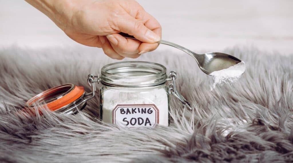 Using Baking Soda on Carpet