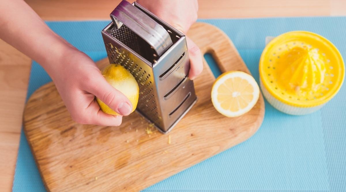 Lemon Rub Creation For Fleas