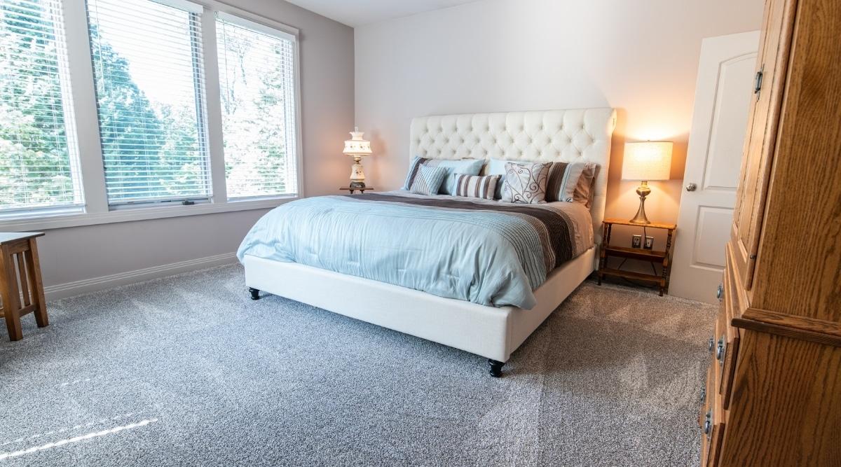 Very clean bedroom